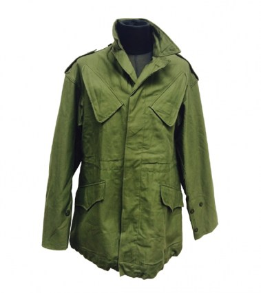 Dutch NATO Parka websize