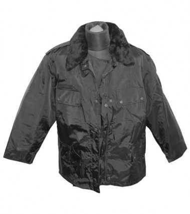 Ladies-French-Black-Parka-thinsulate-tech